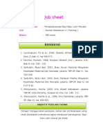 Job Sheet Bblr