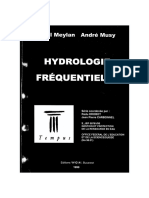 hydrologie frequentielle.pdf