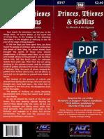 d20 Alderac Entertainment Group Princes, Thieves & Goblins