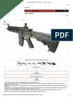 Rifle de Airsoft H&K HK 416 CQB - Cal 6