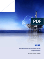 MISL Company Profile (Energy Sector)