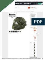 WoSporT New Tactical Capacete BJ PJ MH ABS Máscara Com Óculos de Proteção Para Airsoft Militar Do Exército Paintball WarGame Motocicleta Ciclismo Caça Em Capacetes de Sports & Entretenimento No AliExpress