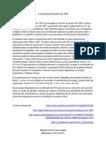 A Constituição Brasileira de 1967