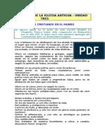 000108 22 - Los Cristianos en El Mundo - Carta a Diogneto