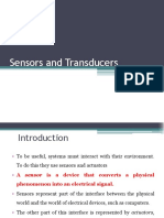 2.Sensors and Transducers
