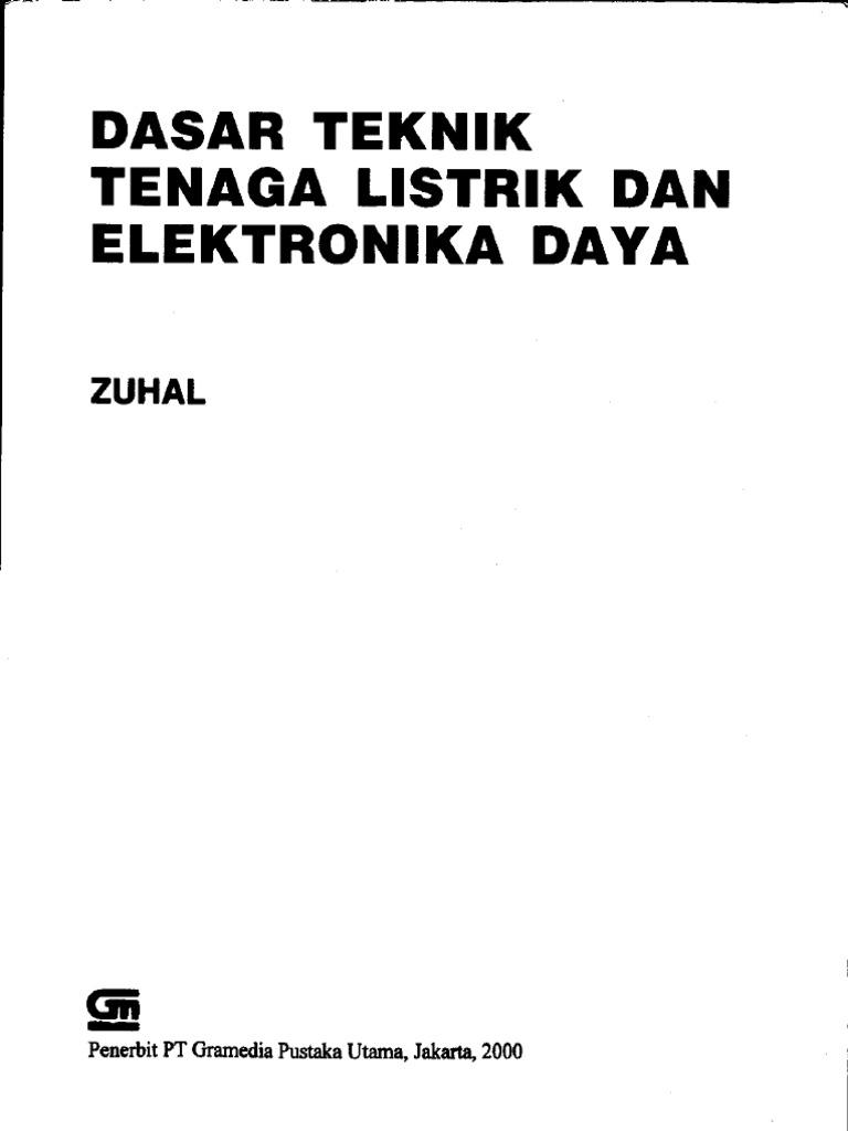 DASAR TENAGA LISTRIK ZUHAL PDF