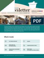 Electoral Newsletter- Vol 4 - Dec 2016