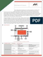Marvell PXA1802-001 Platform Brief