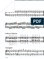 Scales, Chords and Arpeggios