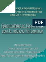 OPORTUNIDADES DE COGENERACIÓN PARA LA INDUSTRIA PETROQUIMICA
