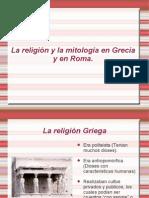 Mitología y religión