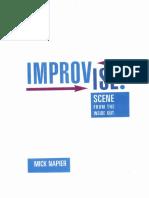 Mick Napier - Improvise