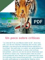 La vida de Pi.pptx