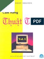 Cẩm nang thuật toán.Tập 1.pdf