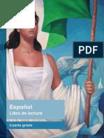 Espanol.lecturas.cuarto.grado.2015 2016