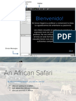Casual an African Safari 1 2