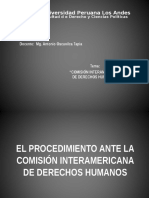 Clase 5 Comisi n Interamericana