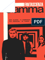 Gamma 01 - Rivista Di Fantascienza (1965) (by FsBook Group) [Rev]