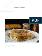Bougatsa placinta greeasca