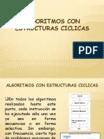 Algoritmos Con Estructuras Ciclicas 2014-u