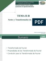 Tema 2b Transformada de Fourier
