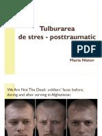 Tulburarea de Stres Posttraumatic