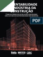 Sustentabilidade Na Industria Da Construcao
