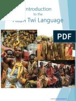 GH Twi Language Lessons