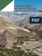 Un Valle que cultiva Resistencia