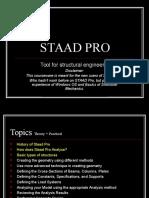 Staad Pro Basics