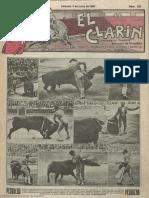El Clarín (Valencia). 4-6-1927