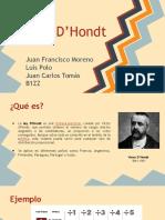 La ley D'Hondt.pptx