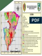 MAPA DE SISTEMAS ECOLOGICOS ANDINOS-PRACTICA DE MEJORAMIENTO GENETICO FORESTAL