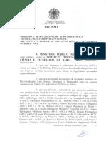 Processo IFBA