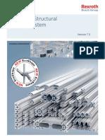 Aluminum Structural Framing System -Rexroth