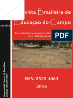 Revista Brasileira de Educação do Campo n.1, v.1 / The Brazilian Journal of Rural Education n.1, i.1