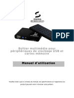 Notice Pour Storeva Mini Hd Mediaplayer