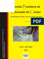 Revista Brasileira de Educação do Campo n.1, v.2 / The Brazilian Journal of Rural Education n.1, i.2