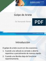 1.4 Análisis Transciente - C2 - Presentación Del Golpe de Ariete