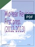 1st  prep revision (E).docx