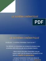 Schéma Cinématique