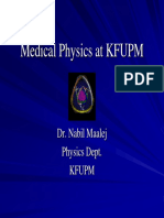 Advertising Medical Physics