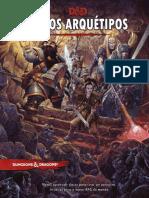 D&D 5E - Novos Arquétipos - Biblioteca Élfica