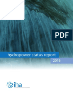 Hydropower Status Report -2016