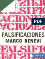 Falsificaciones - Marco Denevi
