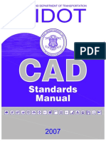 CAD Standards Manual (2007)