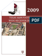 Texas A&M Wide Receiver Manuel