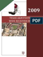 Texas A&M Wide Receiver Manuel