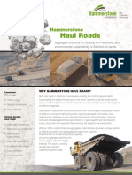 Hammerstone Haul Roads Web