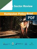 Kumpulan Policy Brief Bahasa Indonesia Bagian I 22Nov2014